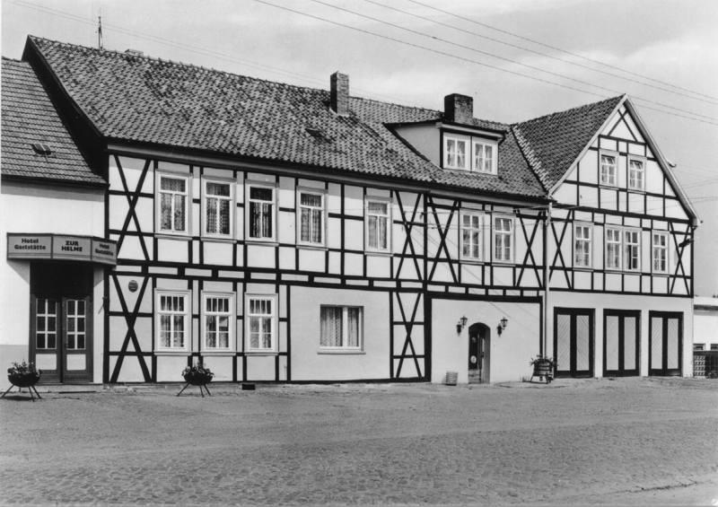 """Gasthaus """"Zur Helme"""""""