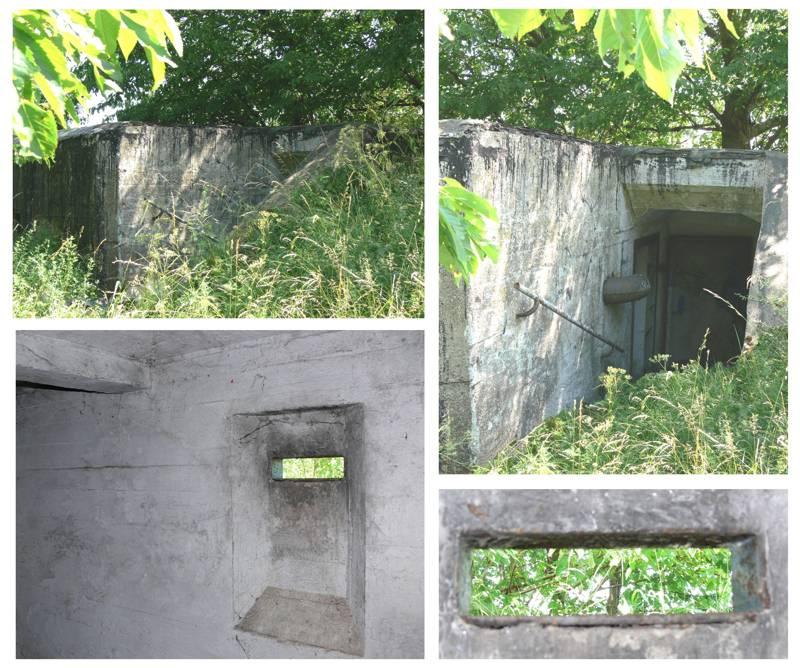 Bunker auf dem Kesselberg