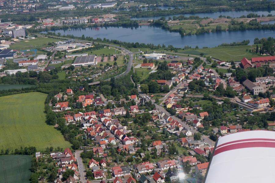Über dem Kesselberg