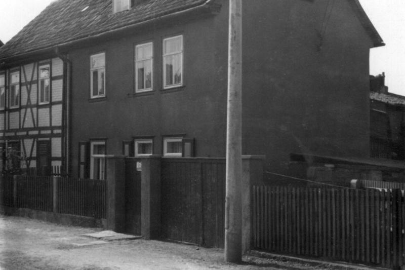 Sondershäuser Straße