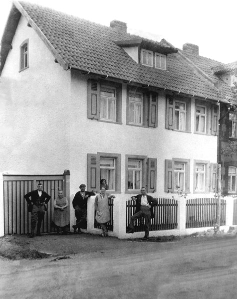 Zeitenwandel 6 - 1935