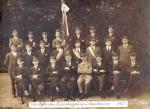 Die Stifter der Burschenfahne-Sundhausen 1925