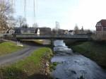 Das neue Flussbett